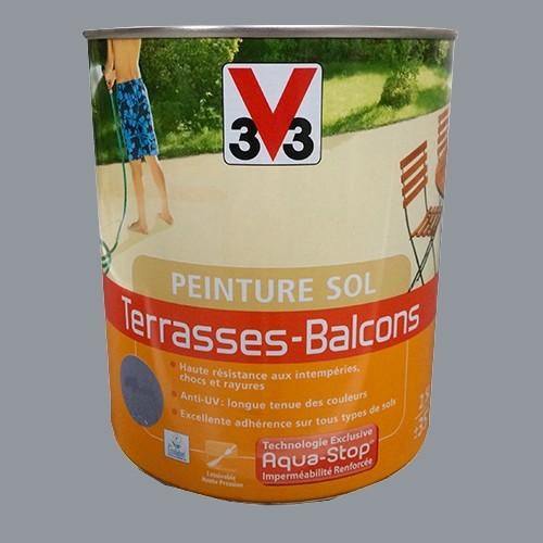 Peinture V33 Sol Terrasses Balcons Ciment Pas Cher En Ligne