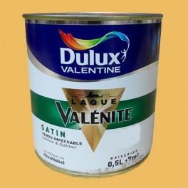 DULUX VALENTINE Laque Valénite Satin Jaune Printemps