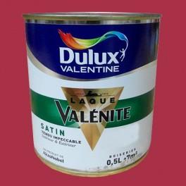 DULUX VALENTINE Laque Valénite Satin Cerise Griotte