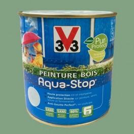 Peinture V33 Bois Aqua-Stop Olivier Satin