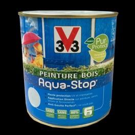 Peinture V33 Bois Aqua-Stop Graphite Satin