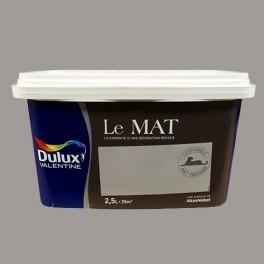 Peinture DULUX VALENTINE Le Mat Thé Fumé 2,5L