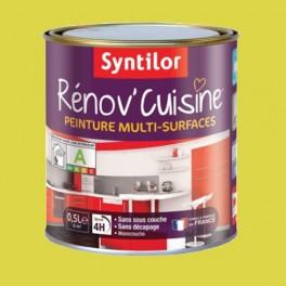 Peinture multi-surfaces Syntilor Rénov' Cuisine Pomme