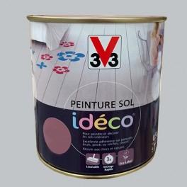 Peinture sol V33 Idéco Gris loft Satin