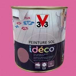 Peinture sol V33 Idéco Lola Satin 0.5L