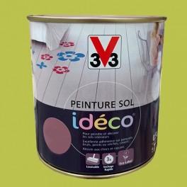 Peinture sol V33 Idéco Grenouille Satin 0.5L