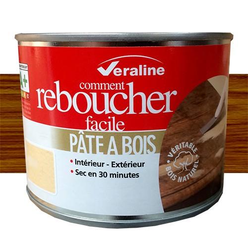 ... Reboucheur Veraline Pâte à Bois Chêne FoncéIntérieur Extérieur Portes,  Fenêtres, Lambris, Meubles, Boiseries... Sec En 30 Minutes Rebouche Bois  2665 ...